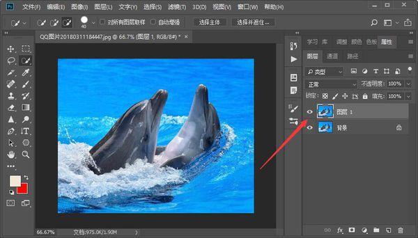 教你用Photoshop软件把照片裁剪成圆形  photoshop 第2张