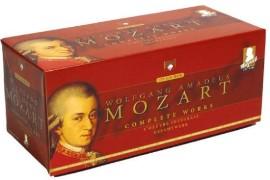 《莫扎特全集》(Brilliant.Classics)音乐170CD合集Flac