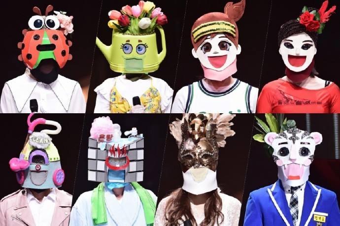 江苏卫视官方版《蒙面歌王》第一季第1-11期视频合集  蒙面歌王 第1张