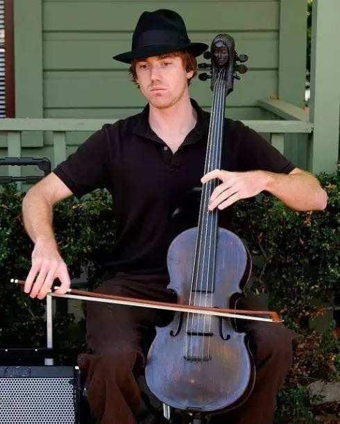 大提琴家Adam Hurst亚当.赫斯特2007-2012年7CD合集Flac分轨  Adam Hurst 第1张