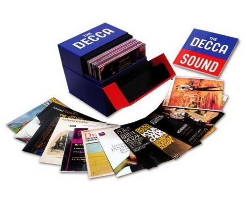 《The Decca Sound》迪卡之声50CD合集Flac分轨  音乐 第1张