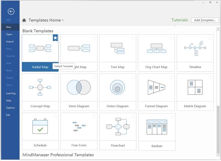 [Windows] 思维导图软件MindMaster 2020官方多语言版  思维导图 第2张