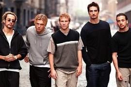 Backstreet Boys(后街男孩)音乐合集1996-2013年12专辑歌曲Flac
