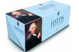 交响乐之父Josef Haydn《海顿全集151CD》(Haydn Edition)合集