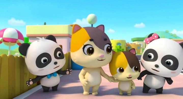 宝宝巴士动画儿歌MP4合集1080P高清视频  宝宝巴士 动漫 第1张