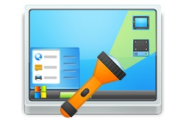 桌面图标显示工具Show Desktop Icon