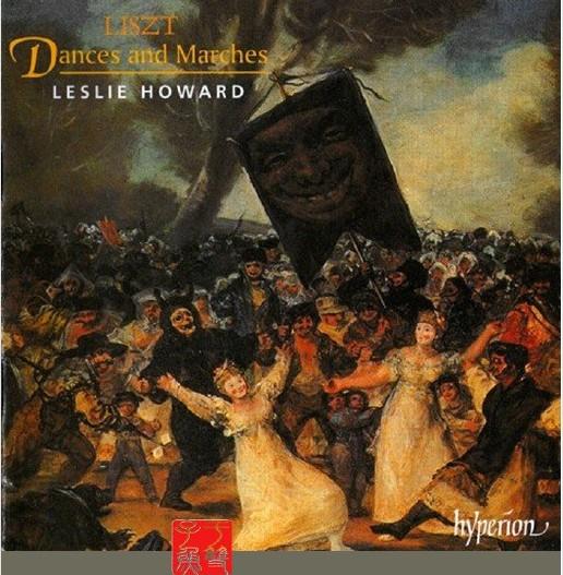 Liszt Howard《李斯特钢琴独奏全集》97CD合集歌曲下载网盘-竹林猫  李斯特 钢琴 第1张