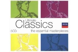迪卡(DECCA)唱片极致《Ultimate》系列全集共34套170张CD
