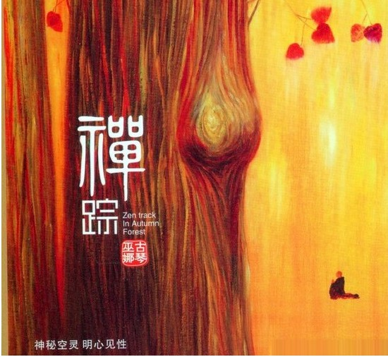 《巫娜.禅踪8CD》佛教音乐Flac无损下载  佛教 第1张