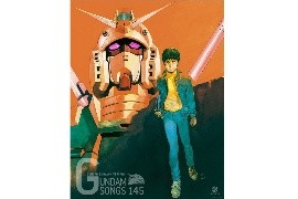 机动战士高达30周年《Gundam 30th Anniversary Box Gundam Songs 145》10CD合集