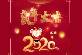 2020欢歌笑语过新年《鼠年大吉》专辑16首Wav
