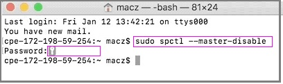 "MAC安装软件时提示""XXX已损坏,无法打开""的解决方法  Mac 第7张"