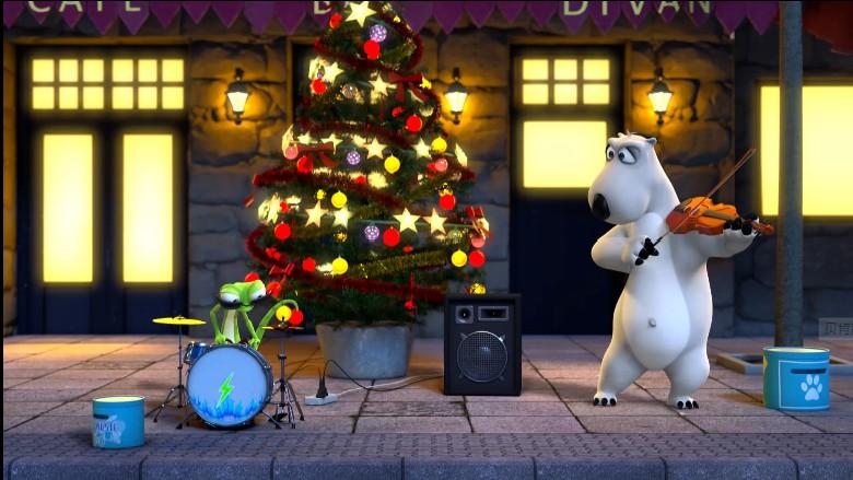 《贝肯熊/倒霉熊》动画片第4季52集MP4视频下载网盘-竹林猫  倒霉熊 第1张