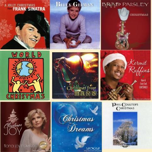 欧美圣诞音乐60CD合集(新世纪、爵士、民谣、民族)Flac分轨  欧美 爵士 第1张