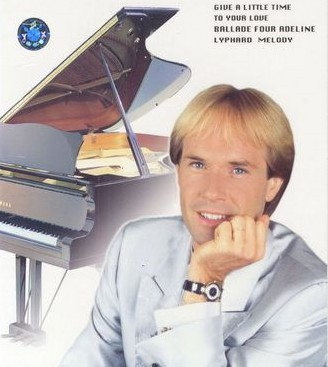 Richard Clayderman理查德.克莱得曼《钢琴曲全集8CD》Flac分轨  钢琴 第1张