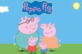《小猪佩奇/粉红猪小妹》第1-4季原版中文MP3音频