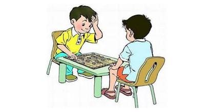 儿童象棋《小博士学象棋》第一二部共20集动画教学视频下载-竹林猫  象棋 第1张