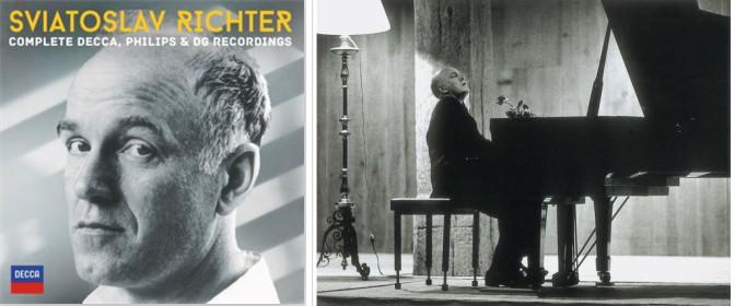 钢琴大师李希特《迪卡,飞利浦和留声机录音全集》51CD合集音乐Flac  李希特 钢琴 第1张