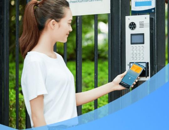 教你使用华为手机添加门钥匙用NFC刷门禁卡  华为 第1张