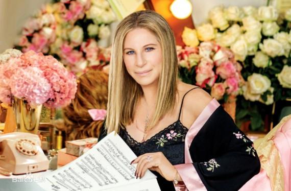 Barbra Streisand(芭芭拉·史翠珊)音乐合集1966-2012年23专辑歌曲Flac  欧美 第1张
