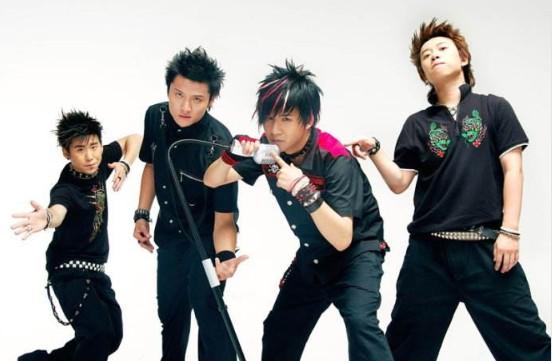 花儿乐队音乐合集1999-2007年7专辑MP3下载 - 竹林猫  花儿乐队 第1张