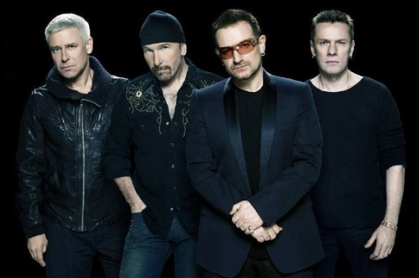 U2乐队音乐合集1984-2017年16专辑歌曲Flac  U2乐队 第1张