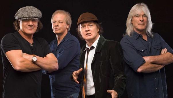AC/DC乐队歌曲大全1975-2012年19张音乐专辑  AC/DC乐队 乐队 第1张
