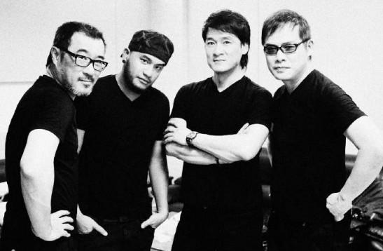 纵贯线乐队音乐合集2009-2015年5专辑歌曲下载 - 竹林猫  纵贯线 第1张