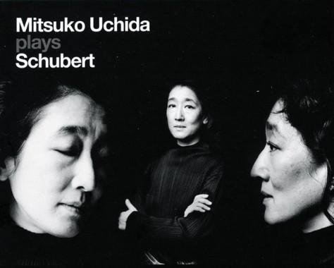 《内田光子演奏舒伯特》Mitsuko Uchida下载8CD合集