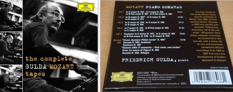 The Complete Gulda Mozart Tapes(古尔达演奏莫扎特)6CD合集下载 - 竹林猫