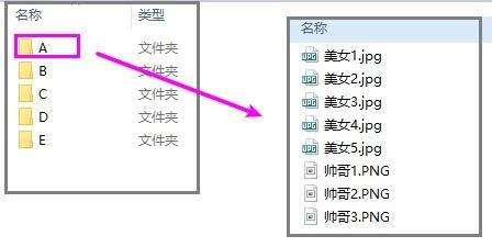 批量删除文件夹中不包含指定文件名的文件  批量 第3张