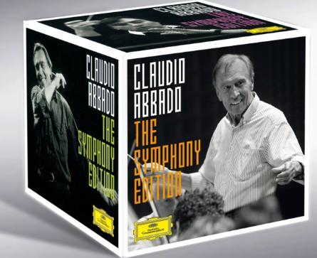 阿巴多交响全集Abbado The Symphony Edition DG(41CD)