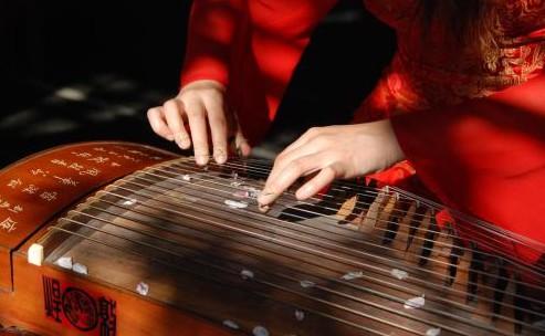 《古筝教材视频》4VCD全套共90课时 - 竹林猫