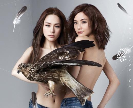 Twins(阿Sa+阿娇)音乐合集2001-2012年26专辑Flac  Twins 第1张