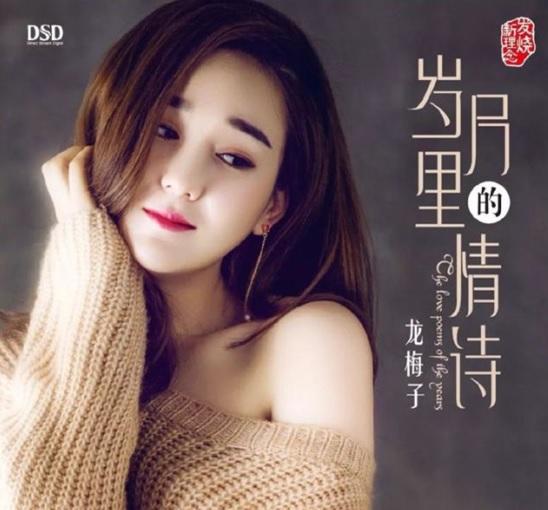 龙梅子音乐合集2011-2018年10专辑歌曲Wav