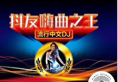 群星《流行中文DJ-抖友嗨曲之王》3CD合集Wav  DJ 第1张