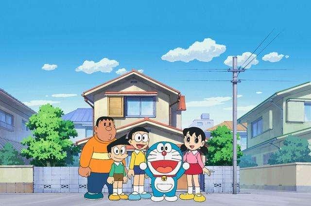 经典动漫/动画片《哆啦A梦》TV版全集共2577集高清MP4  第1张