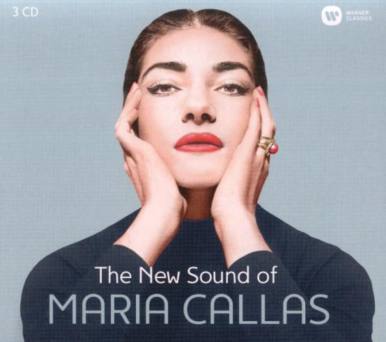 歌剧女神《玛丽亚·卡拉丝的新声》3CD合集Flac  欧美 第1张