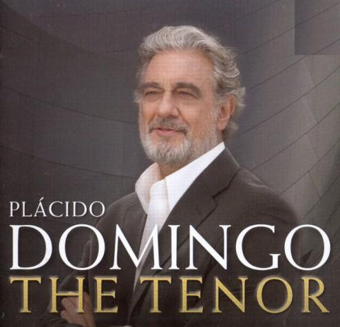普拉西多·多明戈《男高音》3CD合集Flac