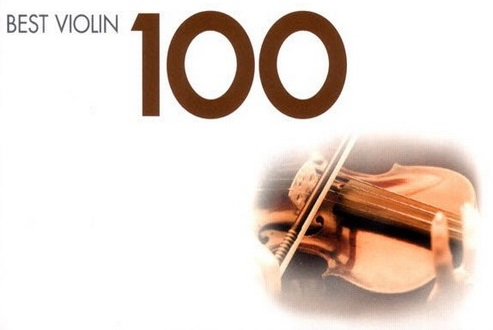 Various Artists 群星《小提琴百分百(100 Best Violin)》6CD合集Flac  小提琴 第1张