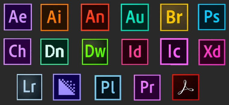 Adobe 2020全家桶 Win+Mac 中文直装版  办公软件 第1张