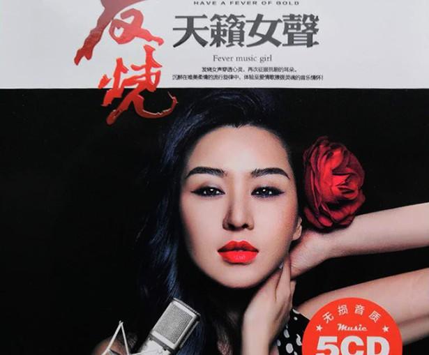 群星2020《发烧天籁女声》5CD合集MP3  发烧 第1张