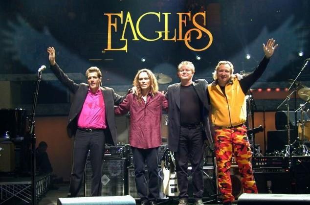 The Eagles(老鹰乐队)音乐合集1975-2016年9专辑_老鹰乐队歌曲