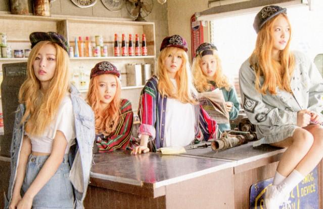 Red Velvet(韩国女子组合)音乐合集2009-2019年30张音乐专辑+单曲