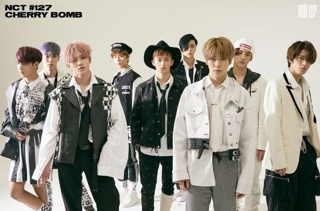 NCT 127(韩国男子组合)音乐合集2016-2020年18张音乐专辑+单曲