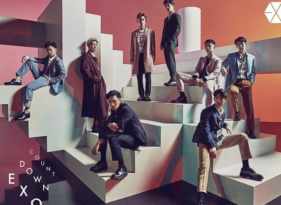 EXO(韩国男子流行演唱组合)音乐合集2013-2019年25张音乐专辑+单曲