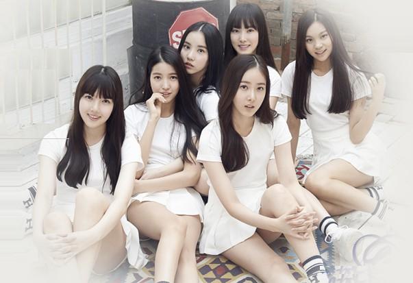 GFriend(여자친구)歌曲大全2015-2020年21张音乐专辑+单曲