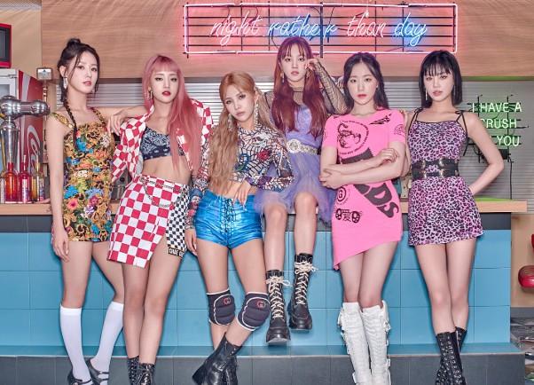 (G)I-DLE组合歌曲大全2018-2020年14张音乐专辑+单曲