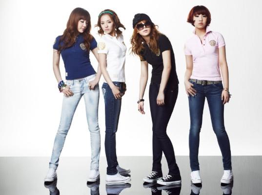 2NE1组合歌曲大全2009-2017年27张音乐专辑+单曲  2NE1 韩国 第1张