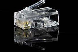 RJ45网线水晶头排线及制作方法